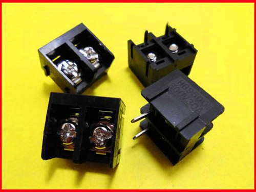 Free Shipping!!! 5pcs High Temperature HB9500-2P / Terminal 9.5mm / Pitch Plug 30A Terminal Block / Electronic Component