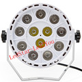 Disco Lighting Equipment Led Par 54*3W 12*3W RGBW DJ PAR64 Stage Light DMX Controller for Dancing Lighting Show Party
