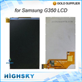 Display LCD for Samsung Galaxy Core Plus G350 G3500 Replacement Parts 10 pcs/lot free shipping