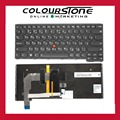 Original laptop backlit keyboard for Lenovo Thinkpad S3 Yoga 14 RU Black with frame and Red point stick Russian keyboard