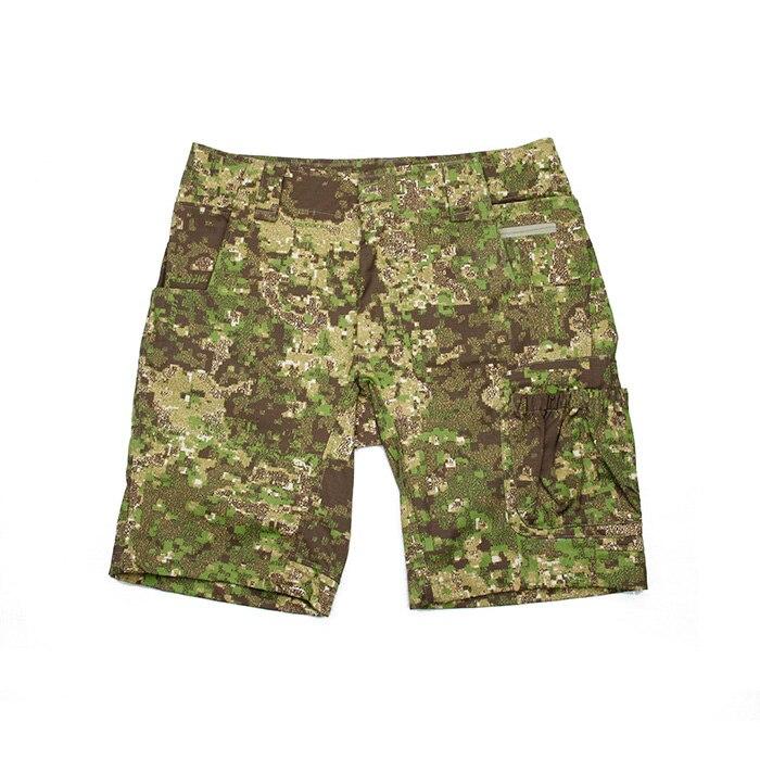 2016 Greenzone Rip-Stop BDU Short Pants Police Patrol Short Pencott Camo  Rasputin OC5 Short Pants