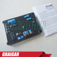 Generator AVR AS480 Automatic Voltage Regulators For Stamfod Alternator