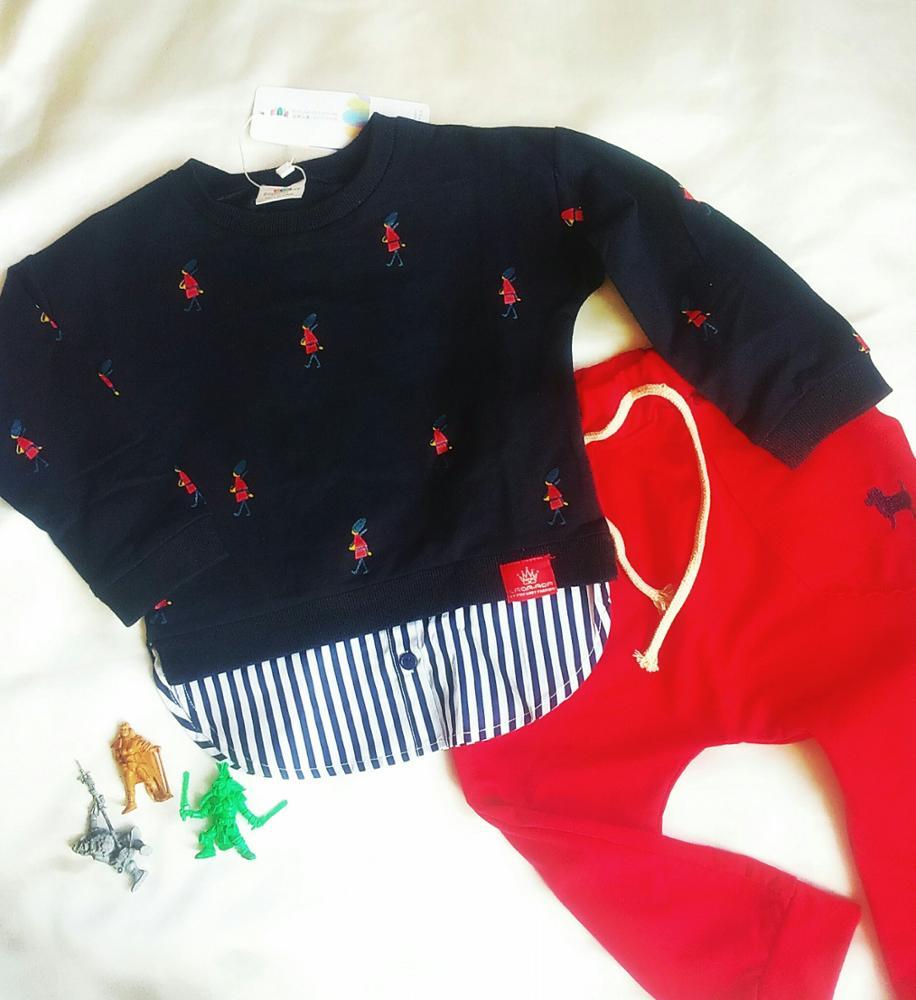 Пуловер для мальчика с Алиэкспресс