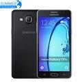 Abierto original samsung galaxy on5 g5500 exynos 3475 cpu quad core dual sim 8 gb rom 1280x720 4g lte android teléfono