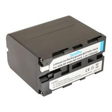 Bateria np-f970 np-f970 para sony ccd-tr200 tr215 sc5 dcr-tr7000 tv900 dsc-cd100 vcl-es06e gva500 d700 camera