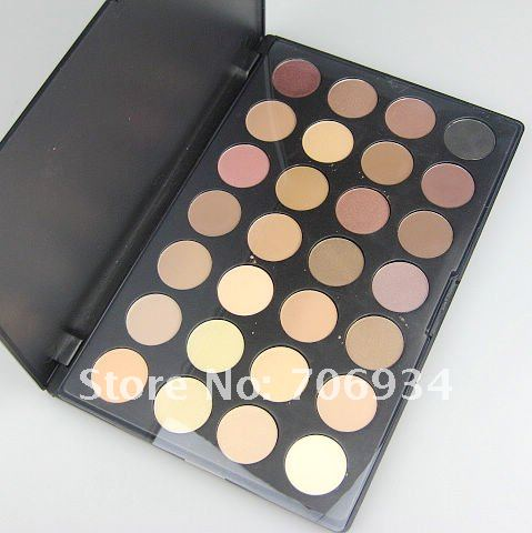 1pcs/lot Pro 28 color Matte Eyeshadow Palette Eye Shadow Makeup Eyeshadow suite 6#