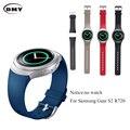 2017 Новые Arrvial Резина Кремния Samsung Gear S2 Watch Band Ремешок Замена Смотреть Band Для Samsung Gear S2 Watch R720