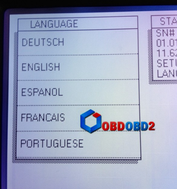 O language1