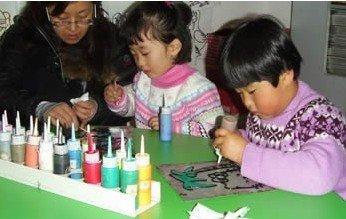 30 шт./лот темперная живопись игрушка, 11*19 см, «сделай сам» с цветным рисунком