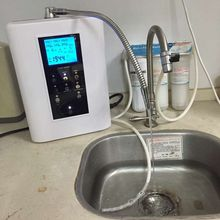 110/220V Countertop Water Filter Purifier Alkaline Ionizer Filtration System OH-806-3W
