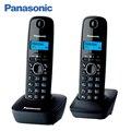 Panasonic KX-TG1612RUH DECT телефон, 2 трубки, меню на русском языке, АОН, Caller ID (журнал на 50 вызовов), 12 мелодий звонка, часы с будильником, поиск трубки, возможность установки на стене.