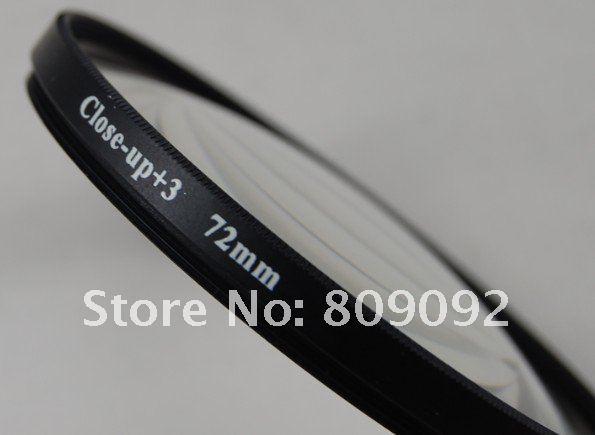 GODOX 72 мм+ 3 макро объектив фильтр для цифровой Камера