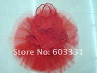 девочки балет костюм пачка дети / дети ну вечеринку трико юбка танец скейт платье SZ в 3-8у 3 цвета