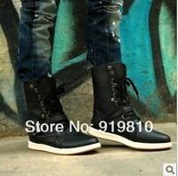 новых людей зима высокая верхняя армия военные ботинки Piano сапоги обувь высокое качество бесплатная доставка