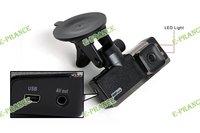 полный HD 1920 * 1080 р 30 кадров в секунду автомобильный видеорегистратор видеокамеры видеорегистратор с gs2000 с GPS в сек.264 кодек видео 120 град. датчик ambarella запись петли ночного видения