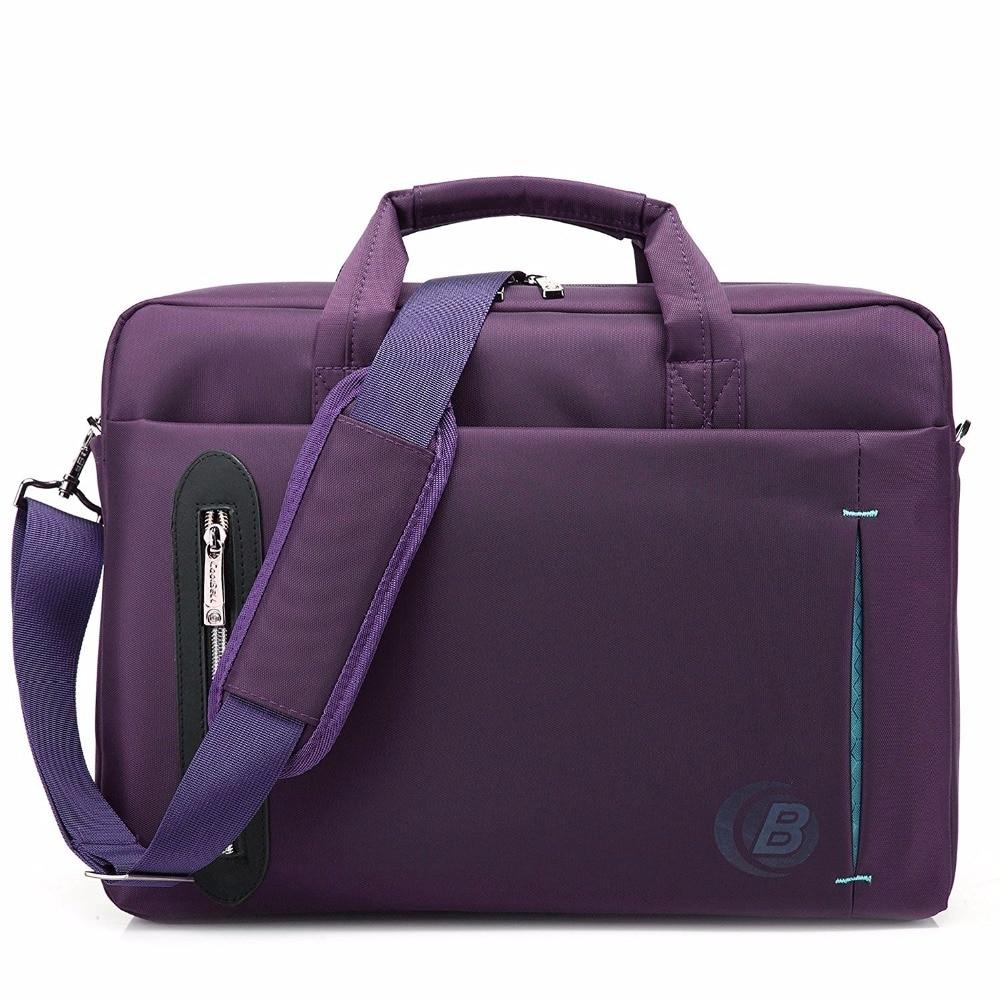 Coolbell sacchetto di spalla di nylon impermeabile 15.6 17.3 sacchetto del  computer portatile di pollice mano messenger bag briefcase per ultrabook hp 4c7db4aaaae