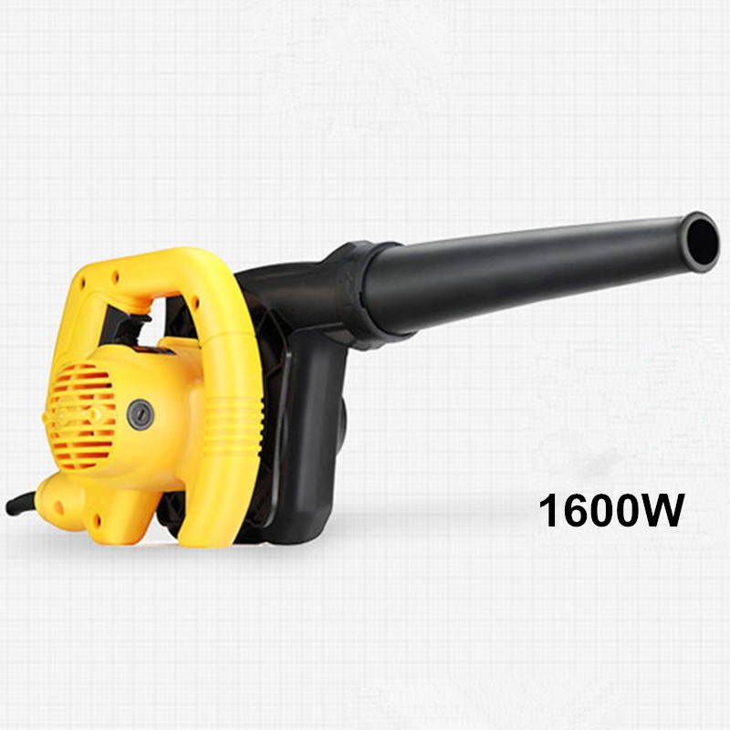 1600W Vacuum Cleaner 6-speed Governor Electric Blower Dust Cleaning Machines Blowing and Suction Dual purpose Cleaning Tools  цены