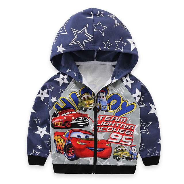 Presente de natal as crianças hoodies hoodies hoodies algodão meninas meninos dos desenhos animados impressão meninos roupas casacos quentes & meninos moletom