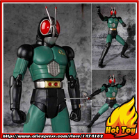 100 Original BANDAI Tamashii Nations S H Figuarts SHF Action Figure BLACK RX From Masked Rider