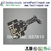 высокочастотного агрегата PCB / алюминиевое основание печатной платы / плата
