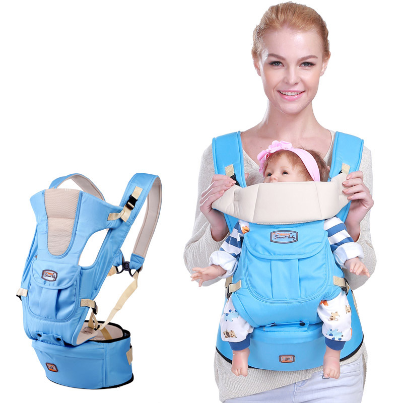 Kangaroo Ergonomic Baby Carrier Sling Backpack Bag