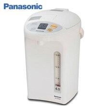 Panasonic NC-EG4000WTS Термопот, 700 Вт, 4 л, 4 температурных режима, Капельная функция для приготовления кофе, Электрический дозатор воды, Внутреннее покрытие BINCO, Функция самоочистки