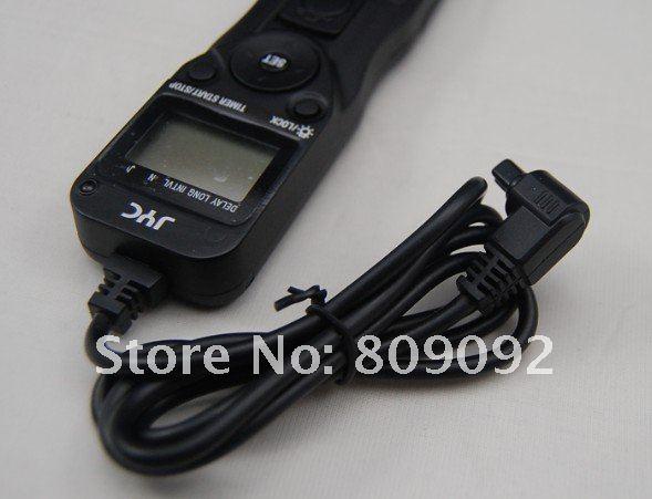 MC-C3 таймер цифры Дистанционное управление спуска затвора для Canon 7D 5D