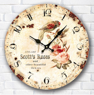 020960 Europe Type Restoring Ancient Ways Is Joker Preferred Sitting Room Adornment Bedroom Wall Clock That Occupy The Home