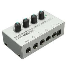 Nouvelle Arrivée 4 Canaux Casque HA400 Stéréo Amp Microamp Amplificateur
