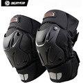 Scoyco k15-2 térmica de invierno a prueba de viento moto motocross racing rodilleras seguridad deportiva rodilleras protectora gear-2017 nuevo
