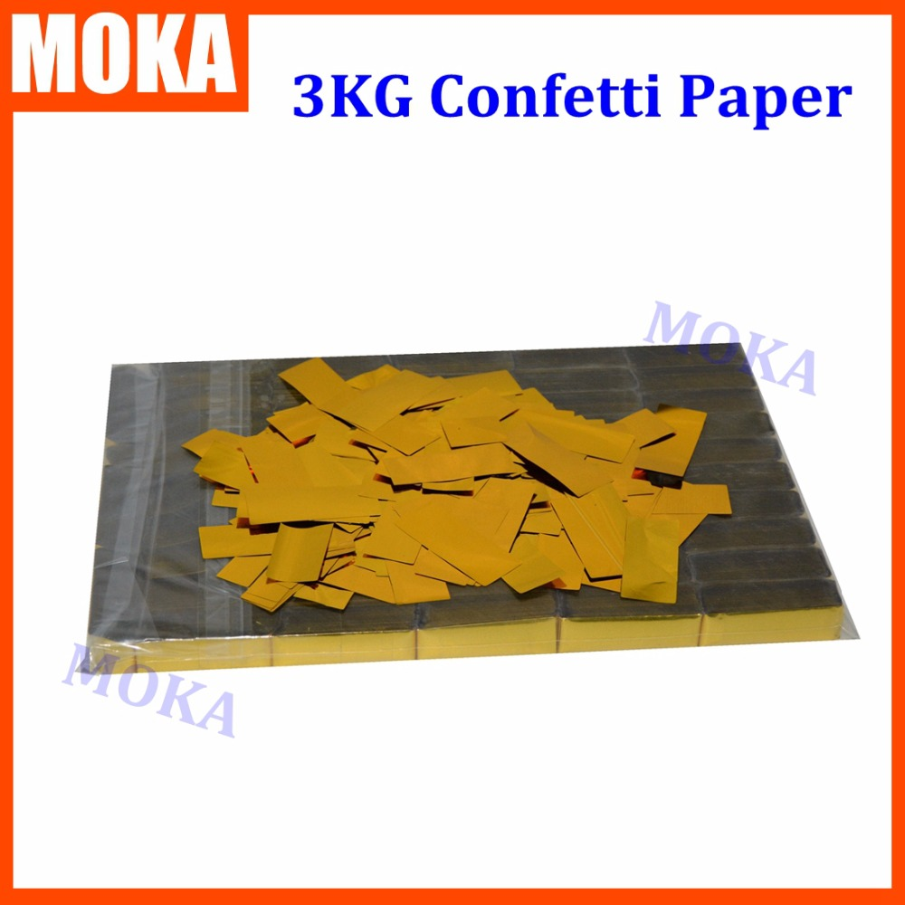 ФОТО 3kg/lot  Low Price Factory Direct Sale confetti paper looks nice for confetti cannon