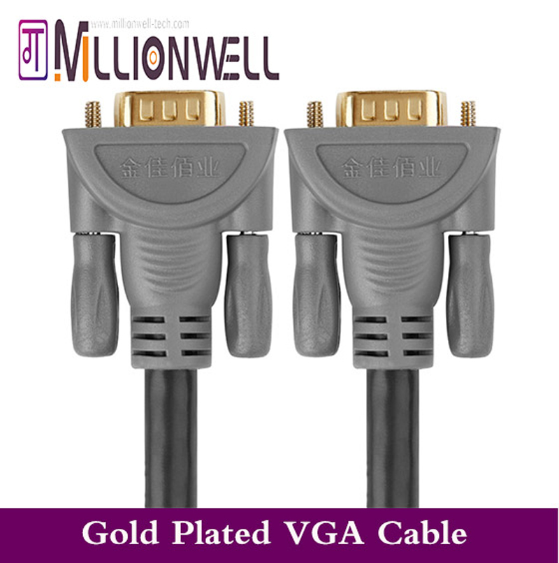 online get cheap audio wiring diagram aliexpress com alibaba group millionwell high speed 3 4 core 5m vga audio cable male to male m