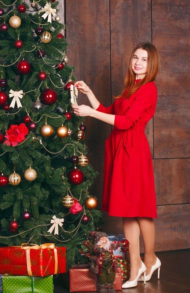 Очаровательное платье под замшу, в котором я планирую встречать Новый год!