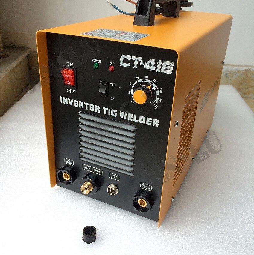 3 en 1 CT416 CT-416 TIG MMA Plasma coupe Cutter onduleur DC soudeur machine à souder avec accessoires gratuits JINSLU SALE1