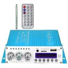 Hot Sale Kentiger V10 Bluetooth Hi-Fi Class-AB Stereo Super Bass Audio Power Amplifier Customized Senior Shielding Inductor