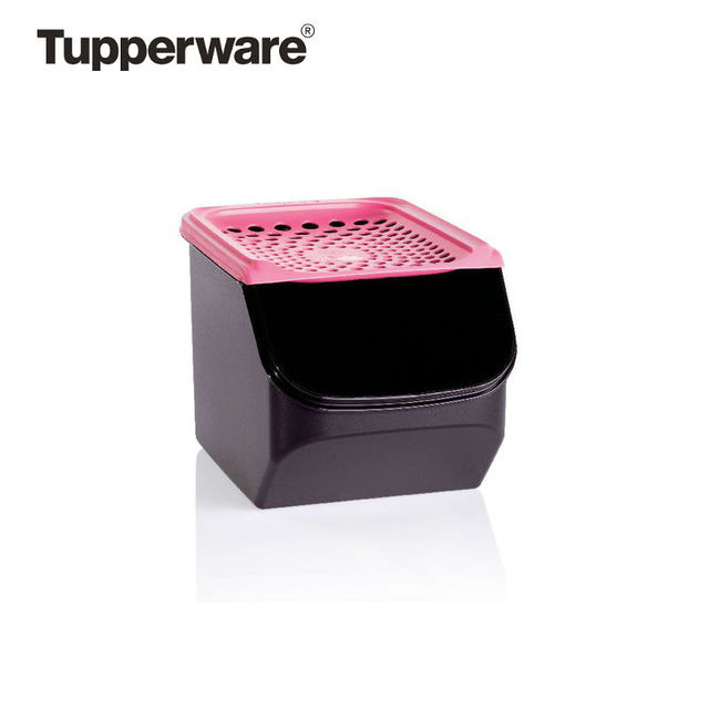 Tupperware Box Food Container Organizer Convenient Storage Bo Fresh Fruits Vegetables Multifunctional Kitchen Products
