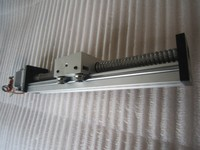 SGK 1605 200 мм ШВП направляющих линейный руководство перемещение стола Slip способ + 1 шт. 42 Шаговые двигатели