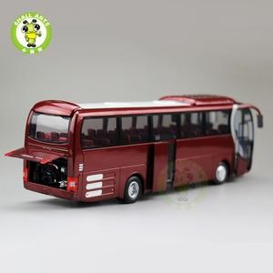 Image 5 - 1/42 Bilancia Bus Modello di UOMO del Leone star Yutong ZK6120R41 Diecast Bus Modello di Auto Giocattoli Regali