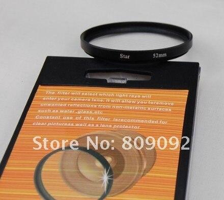 GODOX 52 мм 4 точки 4PT Звездный фильтр объектива камеры