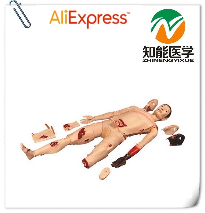 BIX-J110 Senior Trauma Training Model WBW152 advanced trauma model for medical training bix j110 w063