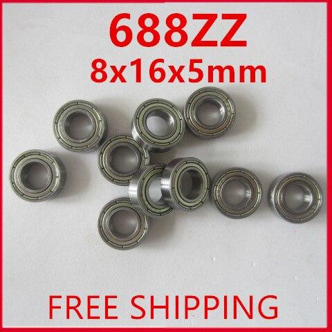 free-shipping-axk-brand-20pcs-688zz-8x16x5mm-metal-double-shielded-ball-bearing-bearings-688zz