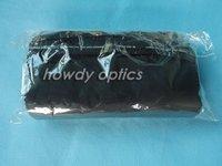 бесплатная доставка, черный microfiber ткань для груди, 20*20 см, мягкие ткань очки