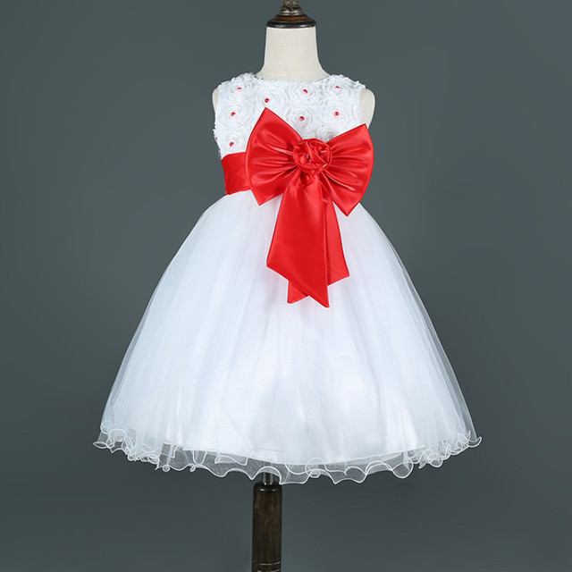 1675ebd75 2017 New Design Girls Princess Dress Formal Dresses for girl Kids ...
