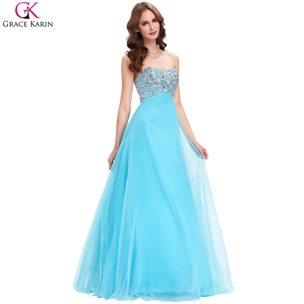 Aliexpress.com : Buy Grace Karin Black Prom Dresses 2017 Sweetheart ...