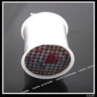 3х новый белый кристалл упругие веревки мода новые веревки вяжется ручной работы ремесел Сделай сам 85 м 130032
