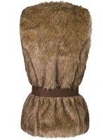 зима мода длинные гель с пос меховой Gel новинка
