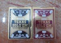 техасский холдем пластиковые карты