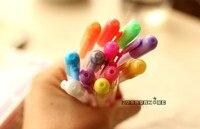 12 штук в упаковке поделки цветная гелевая ручка воды ручка маркеры для украшения рисование офисные товары для рукоделия корейский канцелярские