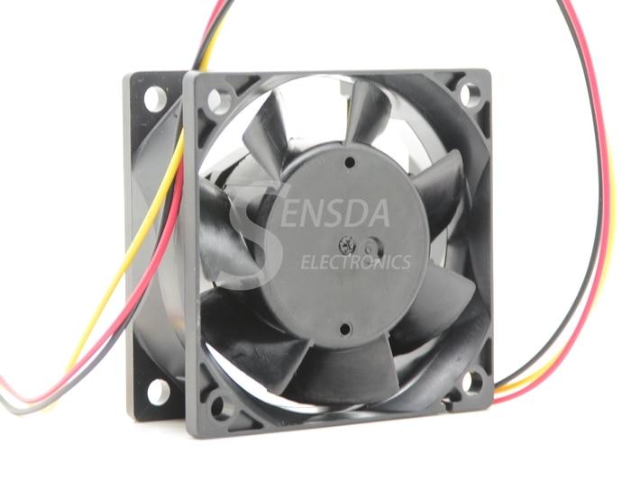 SXDOOL BKO-C2461H04 MMF-06D24DS FC1 6025 DC 24V 0.09A server inverter fan