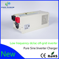 1000 Watt 12 24Vdc 100 110 120Vac Low Frequency Power Solar Inverter Charger